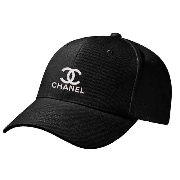 e8b8b616 Gildan Accessories | Chanel Cap Chanel Baseball Hat Cap Dad Cap ...